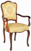 Chair with armrest M-104