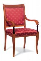 Chair with armrest B3-102