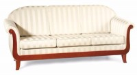 Three-seater sofa Sissy B3-112