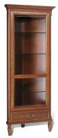 Corner display cabinet P-422